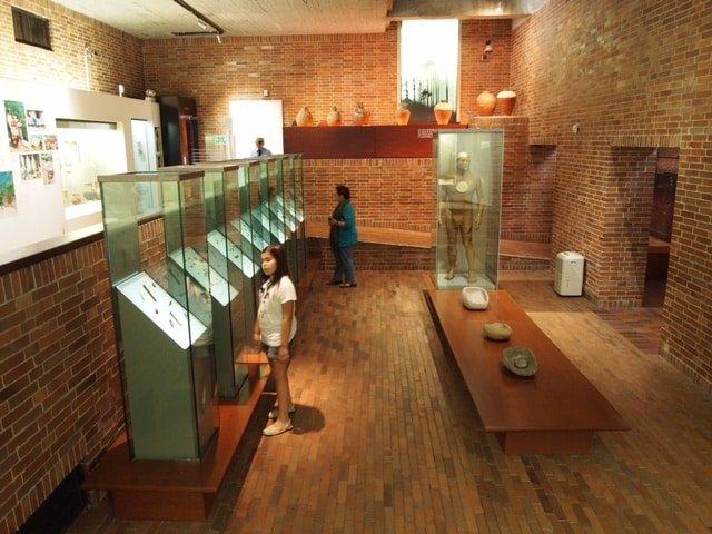 Sala Museo Quimbaya