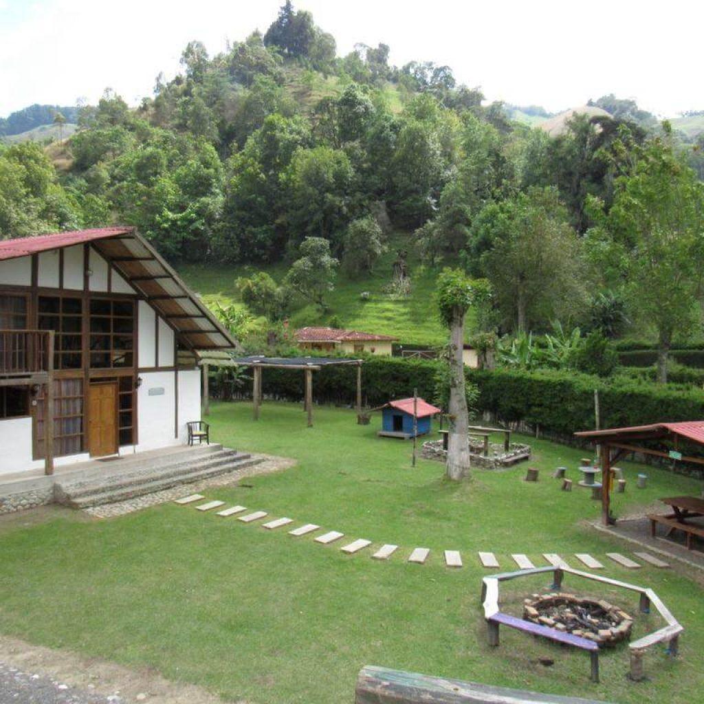 hoteles en el valle de cocora