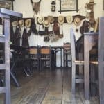 cantina de pueblo en Salento Quindío