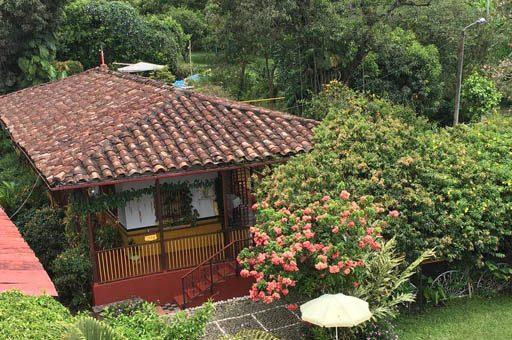 Alojamiento cerca del Parque del Cafe Finca Machangara