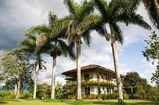 Mejor precio hotel cerca del parque del cafe Hotel El Palmar