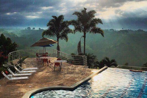 Hotel Mirador Las Palmas - mejores alojamientos La Tebaida Quindío