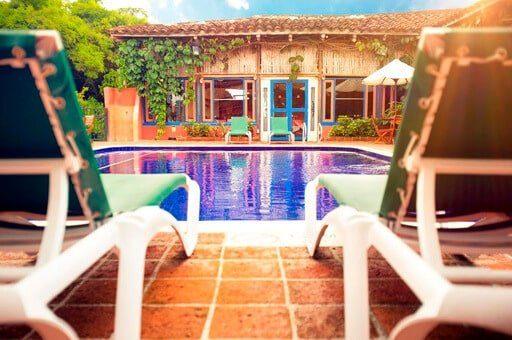 Piscina hotel Decameron Panaca mejores alojamientos quimbaya