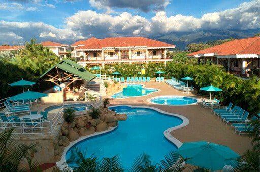 reserva cerca del parque del caféhotel campestre las camelias - mejores alojamientos Montenegro Quindío