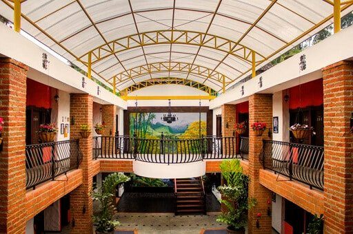 hotel salento real eje cafetero - mejores alojamientos Salento Quindío